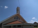 Crkva u selu i  svete mise